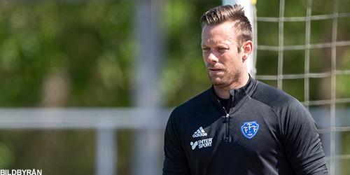 Viktor Noring förlänger med Falkenbergs FF