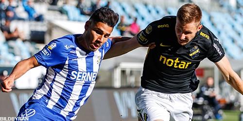 Spelarbetyg IFK Göteborg - AIK 1-0
