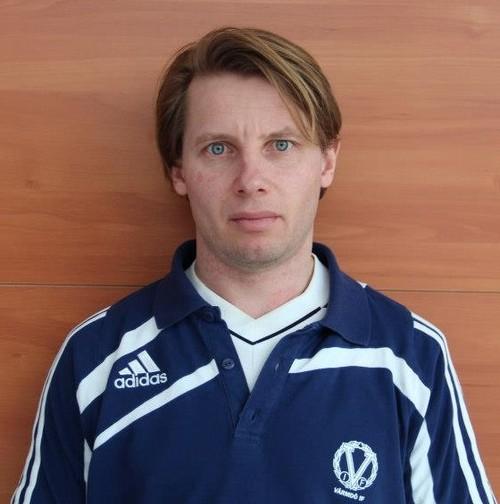 Jussin Kontinen (bilden lånad från Värmdö IFs hemsida, tack för lånet!)